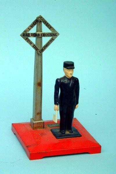 249: 1938 Lionel Flagman # 1045