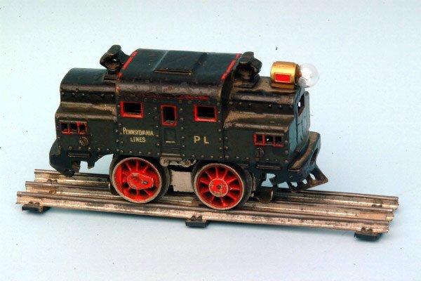 250: Bing Works Electric Train