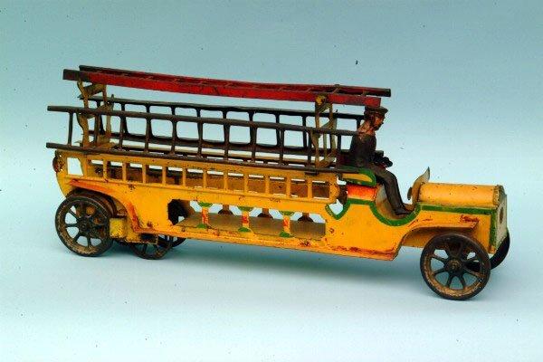 254: Hillclimber Fire Ladder Truck