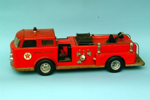255: NyLint Texaco Truck