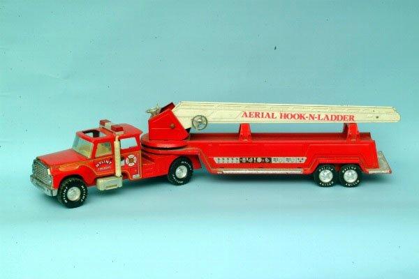 256: NyLint #2 Fire Ladder Truck