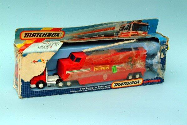 260: Matchbox Superking Ferrari