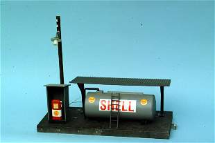 Pola Shell Refueling Station