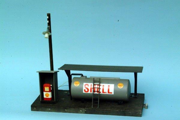 261: Pola Shell Refueling Station