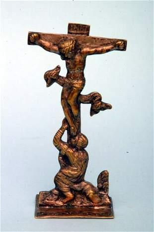 Cruciform Reliquary