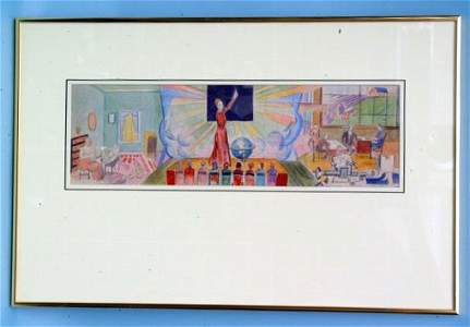 469: William Sommer WPA Sketch