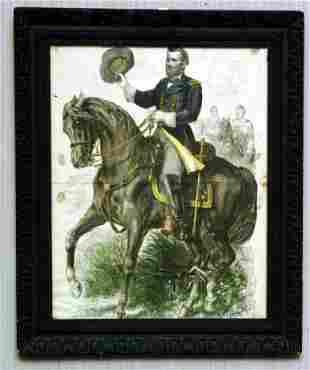 Gibson Print of General U.S. Grant