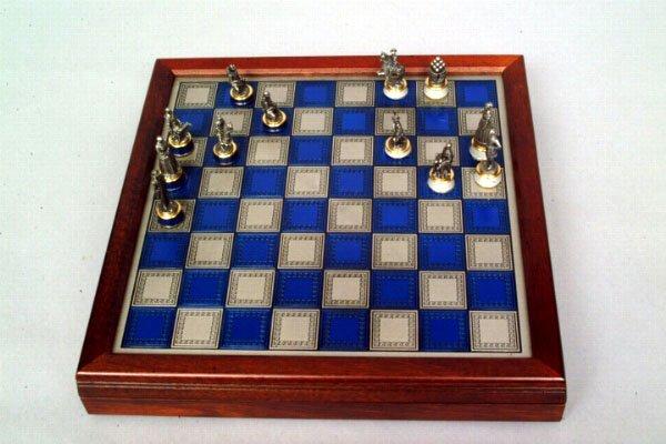 4: Civil War Chess Set