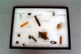 Another Cased Set of Civil War Artifacts