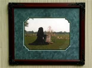 """Ghost of Gettysburg"" by Larry Runk"
