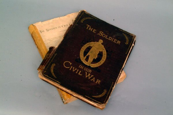 8: The Soldier in Our Civil War, Vol I and II
