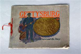 Gettysburg: The Pictures and The Story