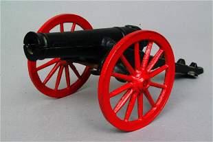 Miniature Cast Iron Cannon