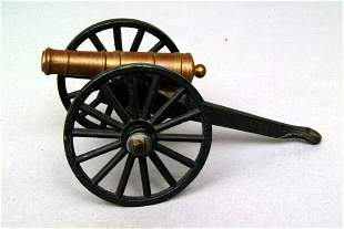 Another Miniature Cast Iron Cannon