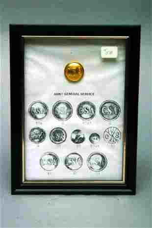 CSA Framed Button