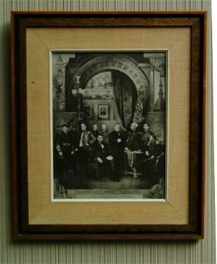Pair of Civil War Commanders Prints