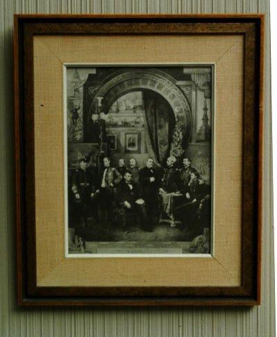 20: Pair of Civil War Commanders Prints