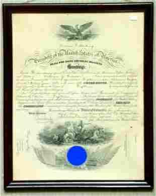 1920 Marine Corps Commission