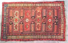 315A: Caucasian Antique Rug, Karabah, c. 1900