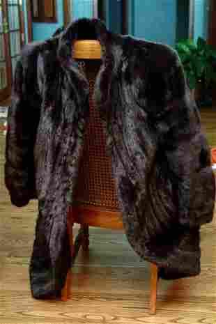 Vintage Furs Mink Coat