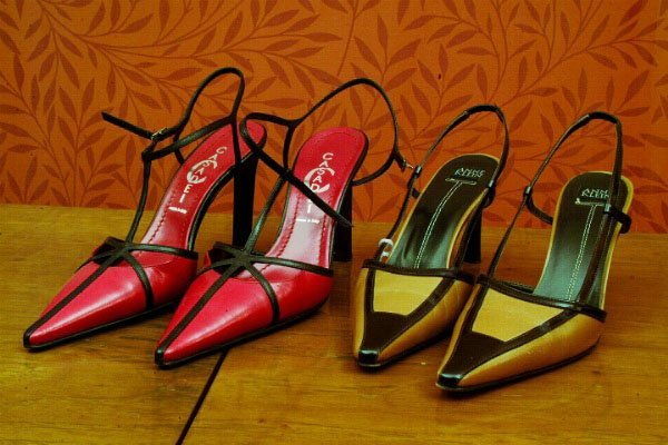 377: Two Pairs of Fashion Shoes