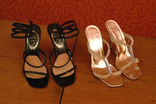 379: Rene Caovilla Sandals