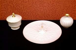 Three Lenox Decorations