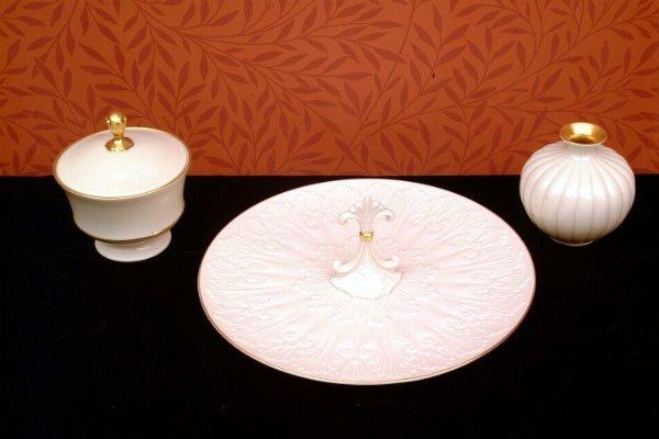 388: Three Lenox Decorations