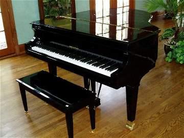497: Baldwin Baby Grand Piano