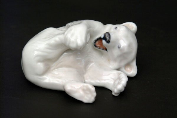 758: Royal Copenhagen Polar Bear