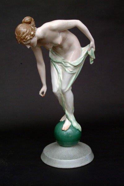 767: Rosenthal Porcelain Figure