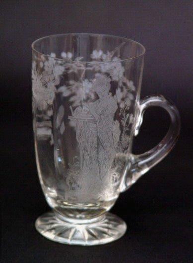 775: Joseph Locke Chinoiseire Mug