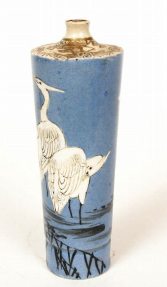 12: Japanese Miniature Vase