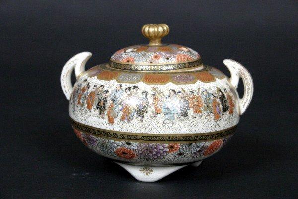 19: Meiji Period Satsuma Koro