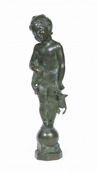 78: Edith Barretto Parsons Bronze