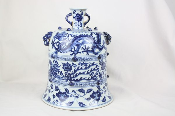 3008: Chinese Blue and White Porcelain