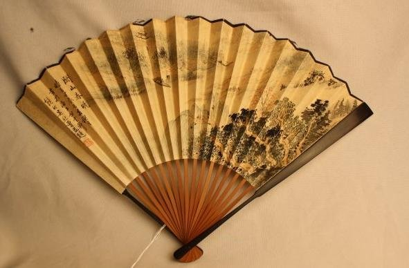 4012: Chinese Fan Painting