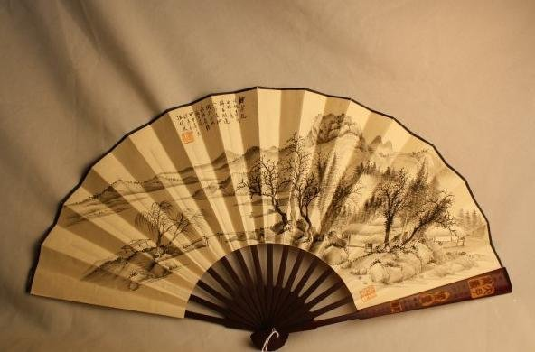 4013: Chinese Fan Painting