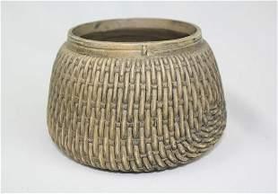 Chinese Ceramic Brush Washer