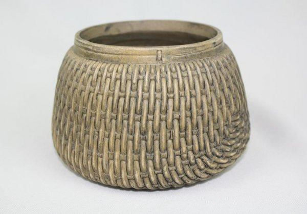 5012: Chinese Ceramic Brush Washer