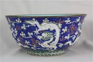 Chinese Famille Rose Porelain Bowl