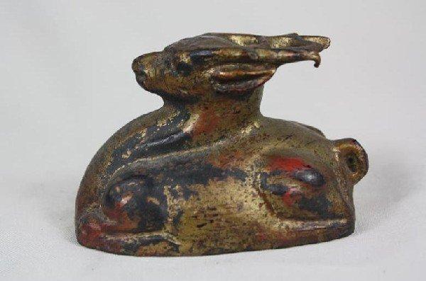 6051: Chinese Bronze Deer