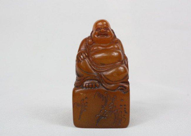 1513: Chinese Shou-Shan Stone Seal