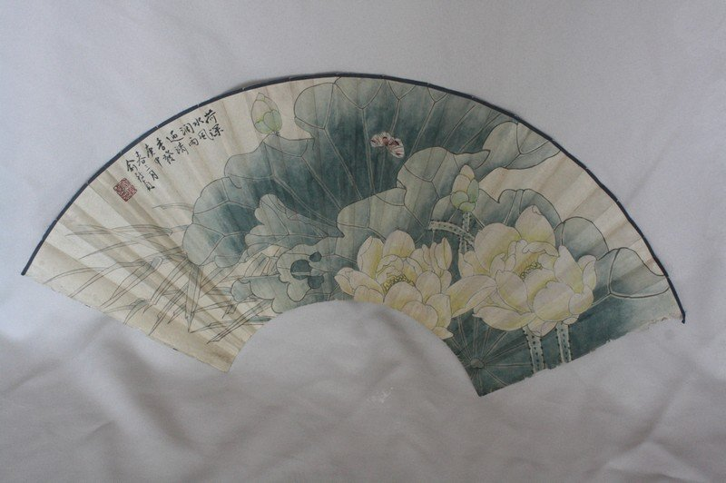 1006: Chinese Fan Painting