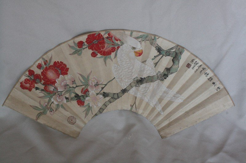 1008: Chinese Fan Painting