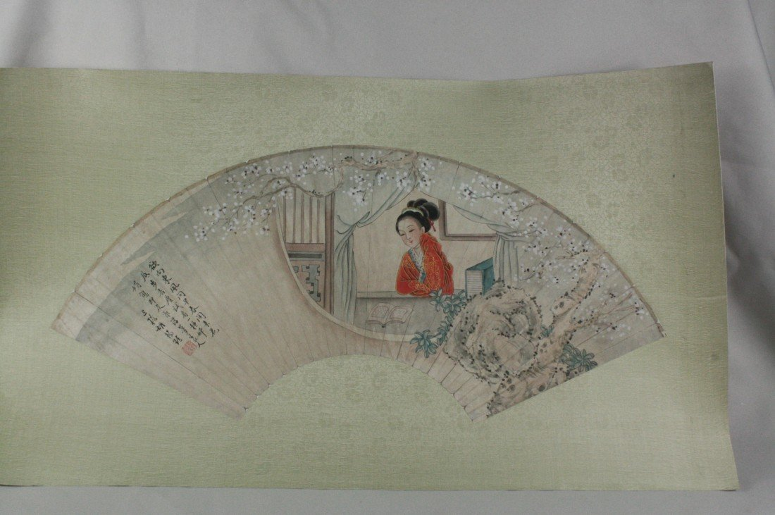 2: Chinese Fan Painting