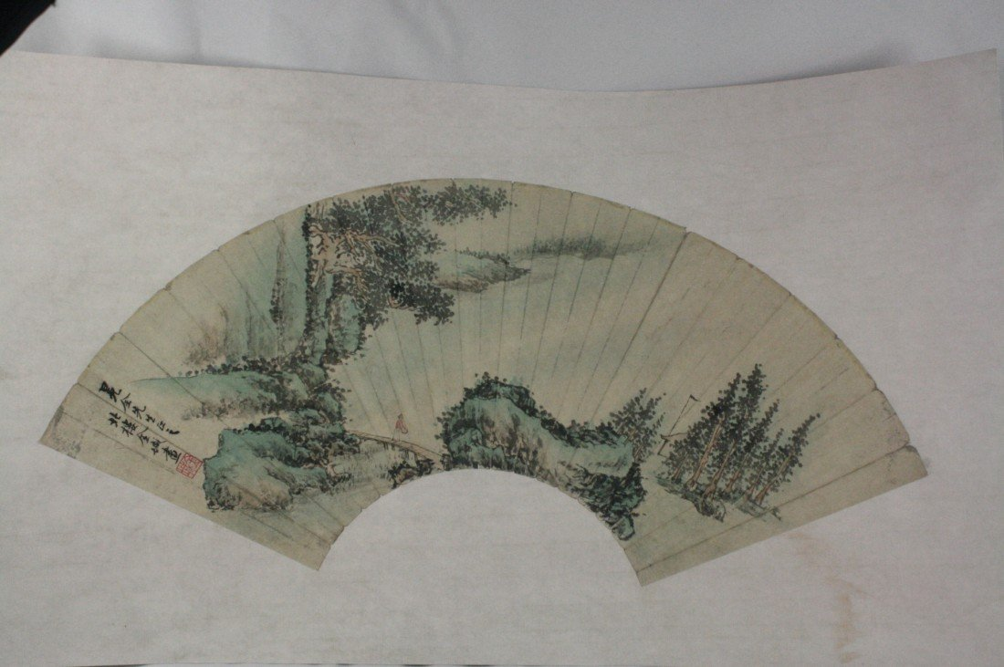 3: Chinese Fan Painting
