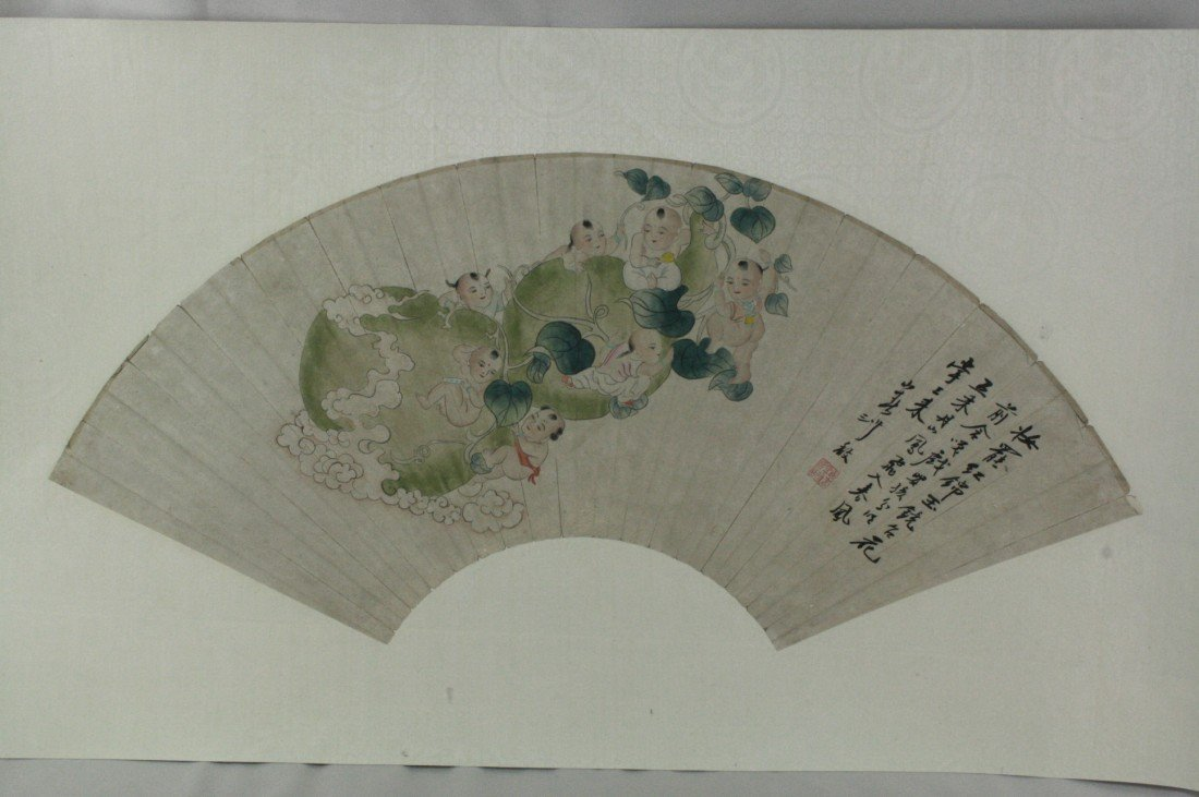 6: Chinese Fan Painting