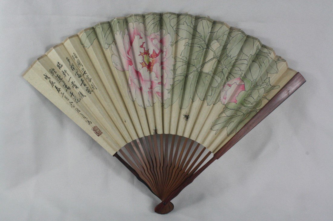 15: Chinese Fan Decorative Painting