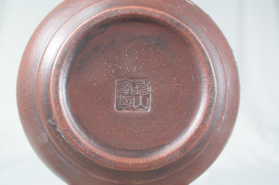 185: Chinese Ceramic Teapot - 3